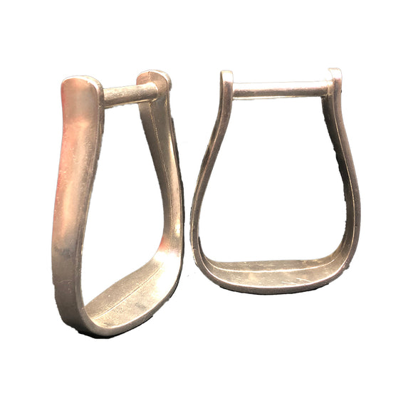 Aluminium Oxbow Stirrups 3in Top