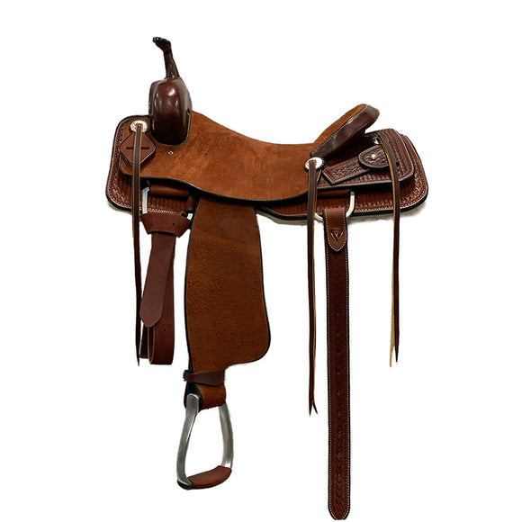 Aus Made Cutting Saddle