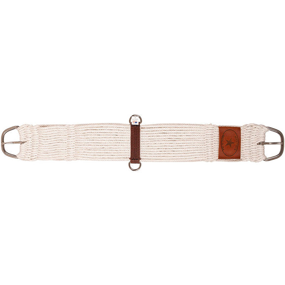 Wool Blend 29 Strand SS Straight Cinch Girth