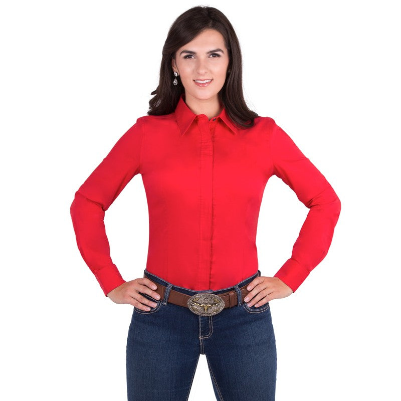 Noble Outfitters Perf Fit West Show Shirt