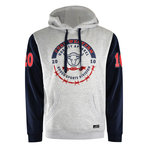 Pure Western Mens Statton Pullover Hoodie