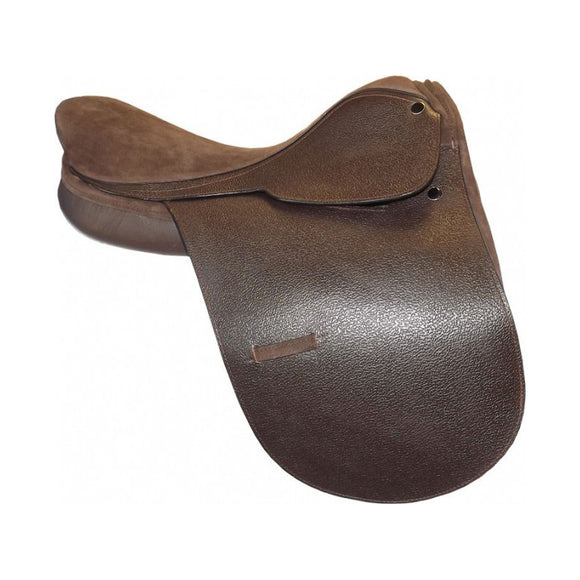 Ascot Polo Saddle Suede Seat