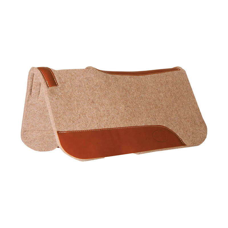 Ezy Ride Felt Contoured Junior Pad 3/4in Thick