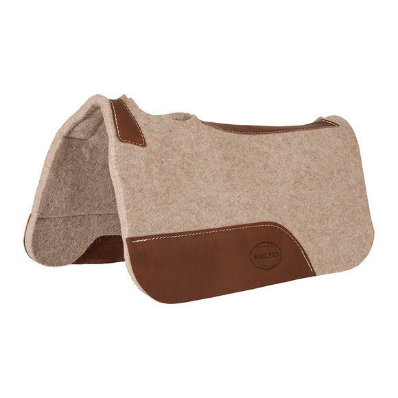 Ezy Ride Felt Contoured Junior Pad 1/2in Thick