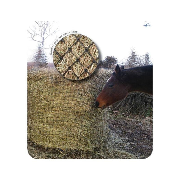 Showmaster Round Bale Poly Slow Feed Haynet