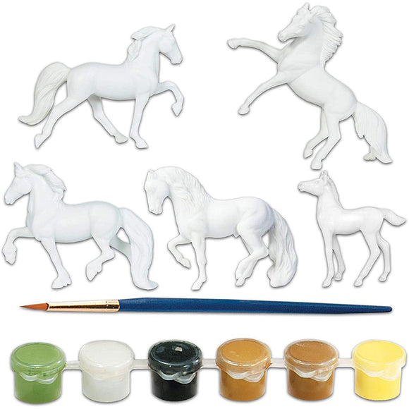 Breyer Stablemates SM Colourful Breeds Paint Kit
