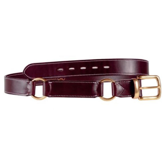 Toowoomba Saddlery Mens Double Ring Hobble Belt