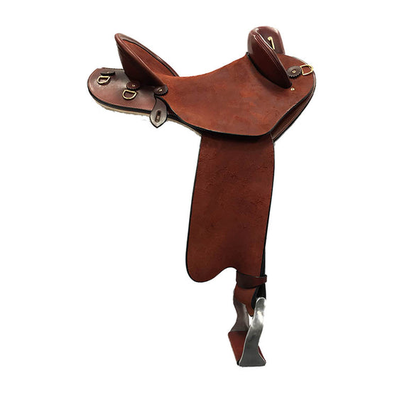 Marsh Carney Trainer Fender Saddle