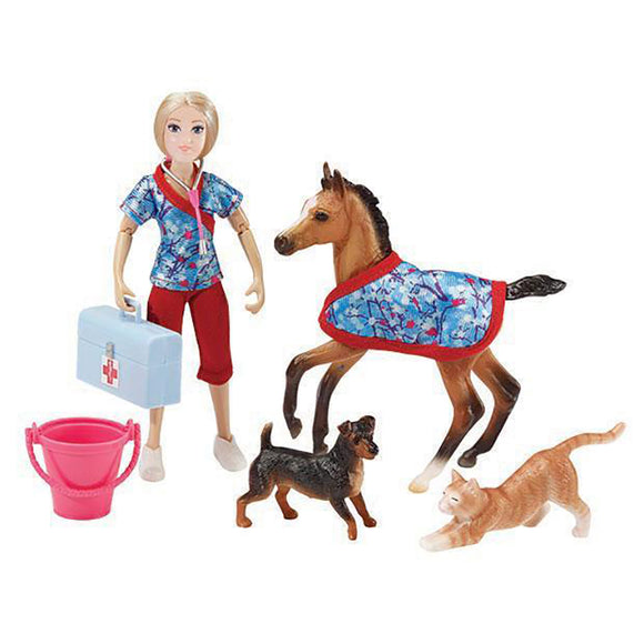 Breyer Classic Day at the Vet Set