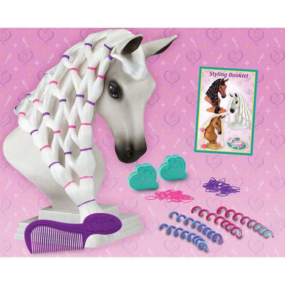 Breyer Mane Beauty Styling Head - Daybreak