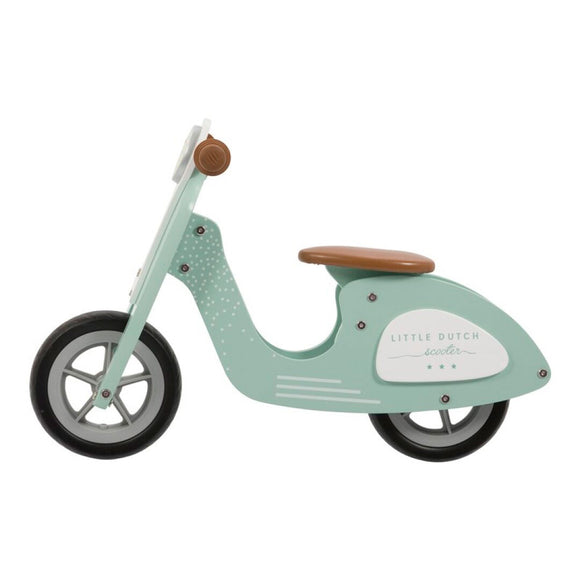Scooter mint Little Dutch