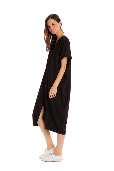 The Sophia Dress - Black