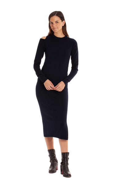 The Jessica Dress - Navy