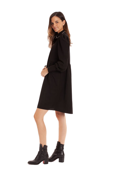 The Serena Dress - Black