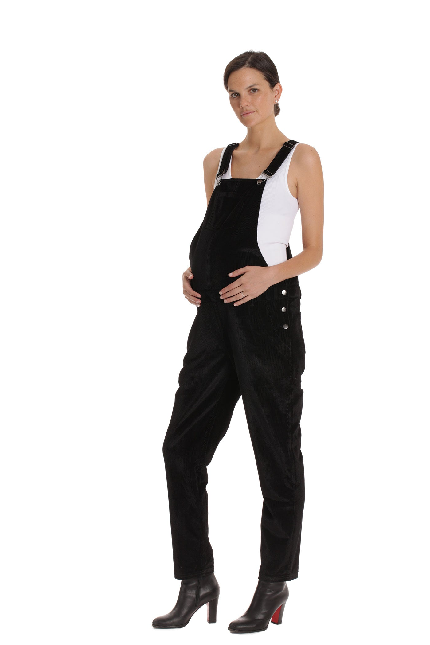 The Teddi Overall - Black