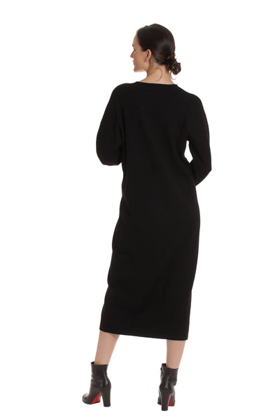 The Ivy Dress - Black