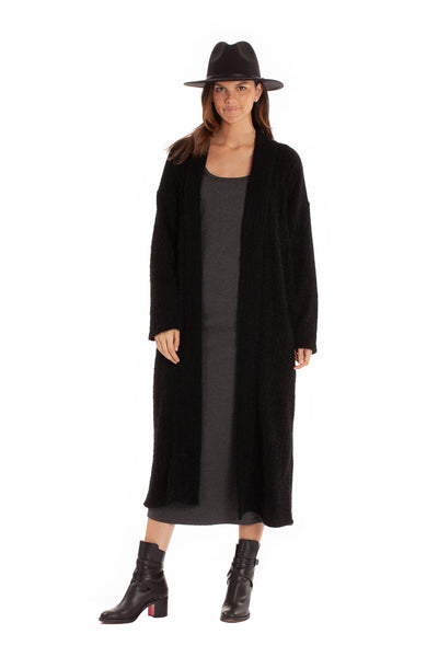 The Madison Duster - Black
