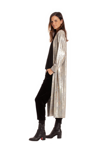 The Madison Duster - Metallic