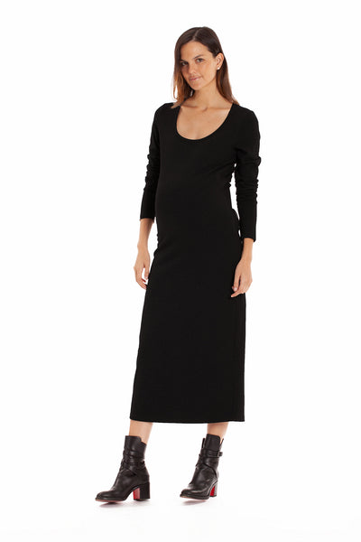 The Bianca Dress - Black