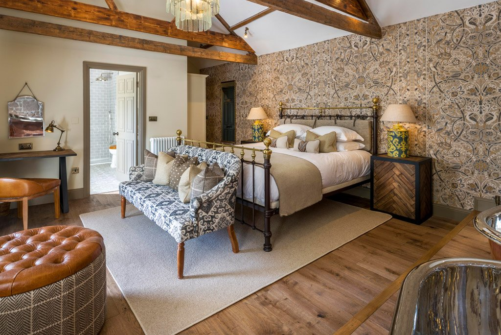 Two Cornish Beds chosen for hotel redesign