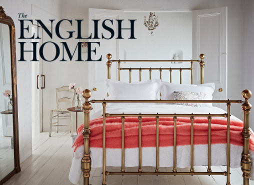 Featured In: The English Home, Aug 2020