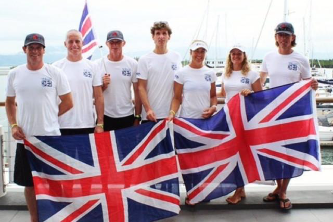 Cornish surfer best placed Briton in Fiji finals