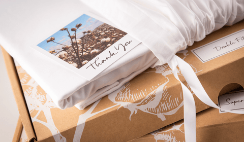 Naturalmat Organic Cotton Bedding | The Cornish Bed Company