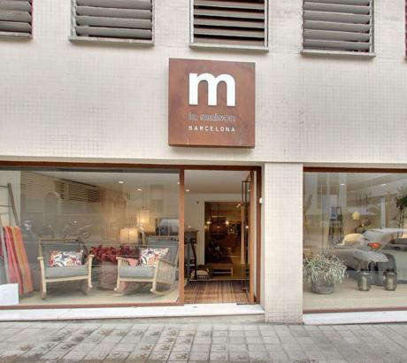 Our Barcelona showroom