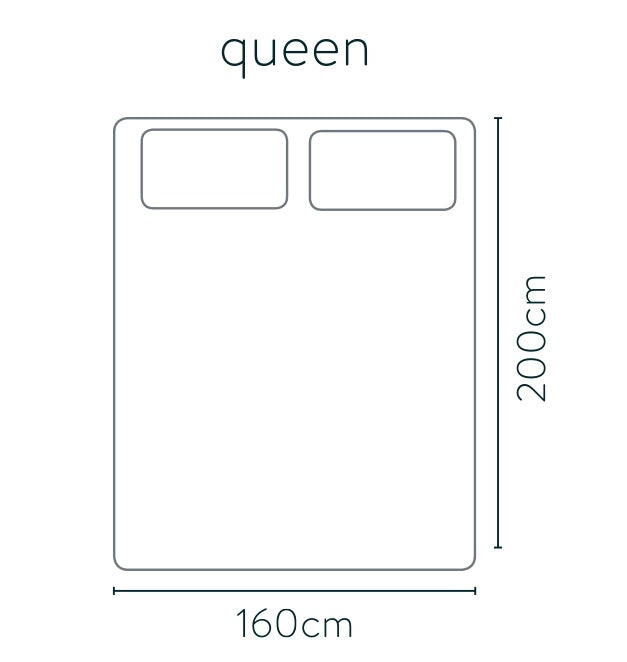 Queen bed size