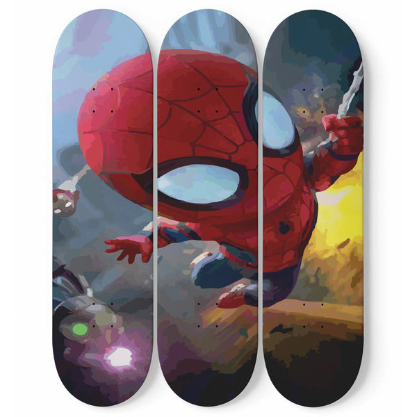 Spidermen design