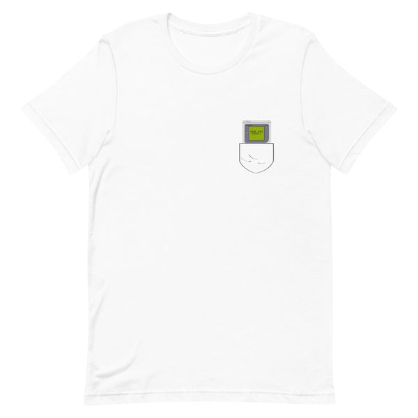 Game Boy Pocket Design T-Shirt