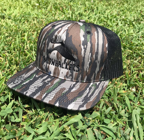 Realtree Original Blackout Snapback