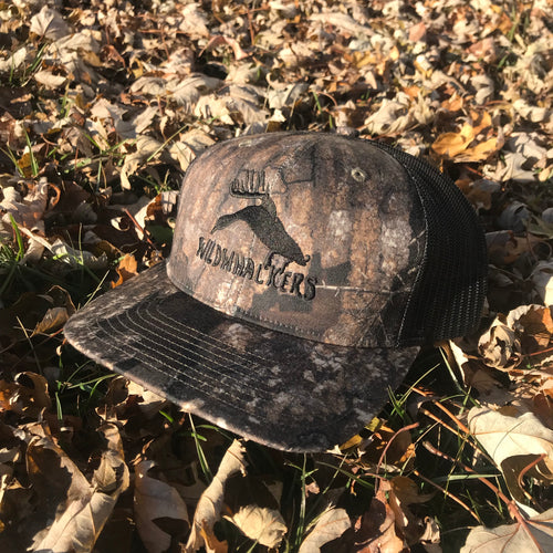 Realtree Timber Baseball Fit Snapback