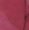 Burgundy Ugg Boot Colour Swatch