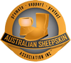 Australian Sheepskin Association Logo