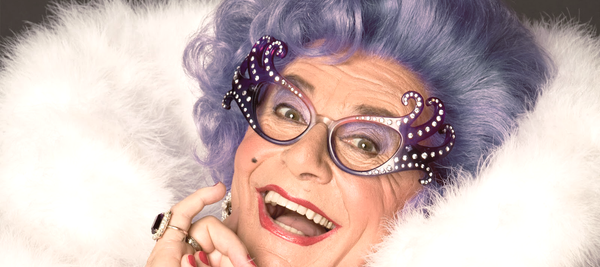 Dame Edna Lilac Collection