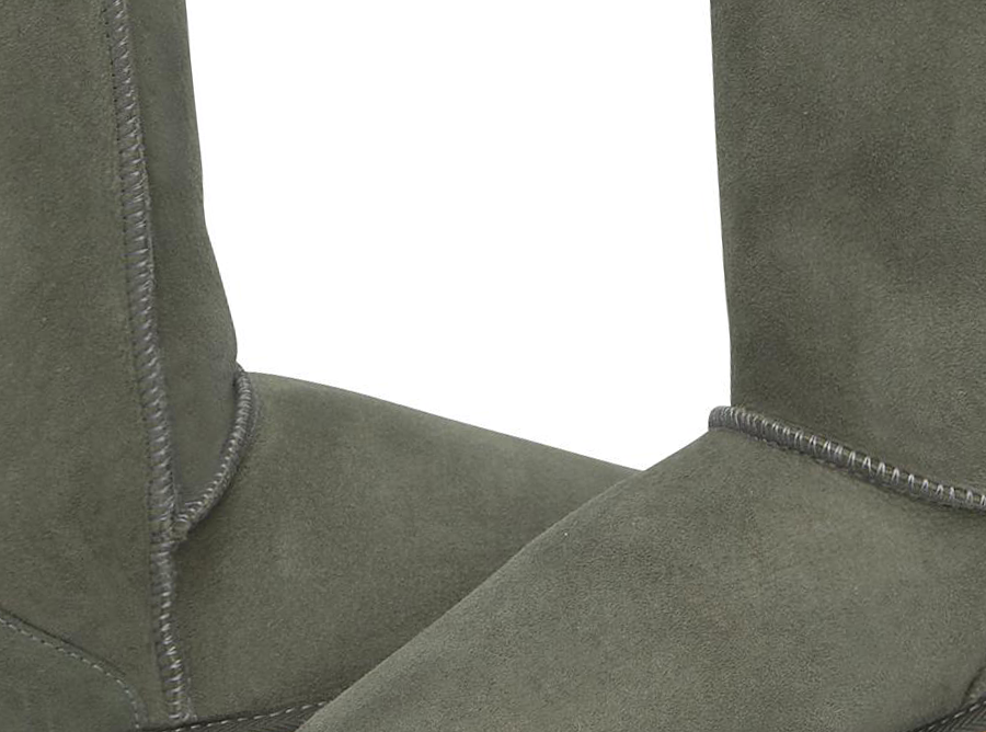 Adults Camo Short Deluxe Ugg Boots Detail