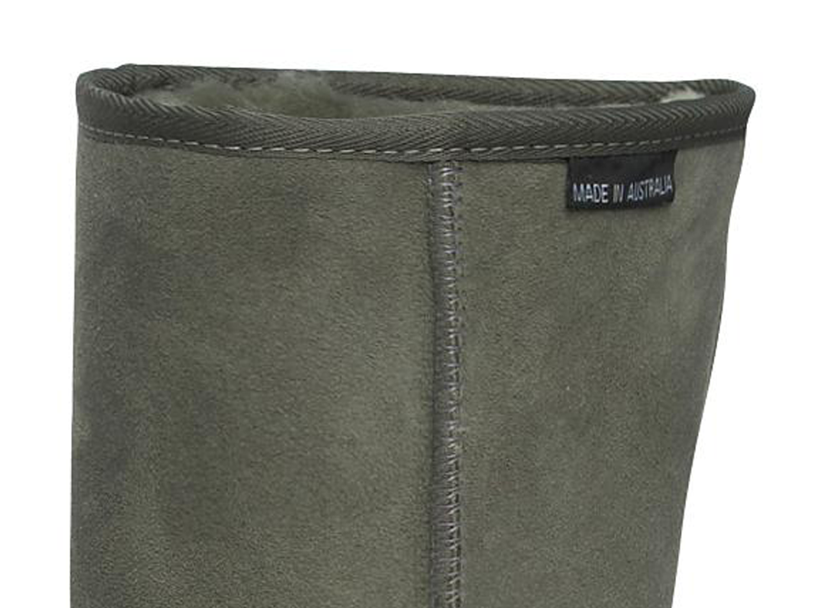 Adults Camo Short Deluxe Ugg Boot Cuff