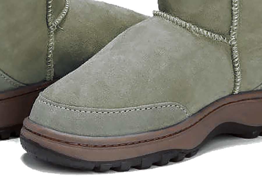 Adults Camo Classic Short Ugg Boots Outdoor Sole Detail