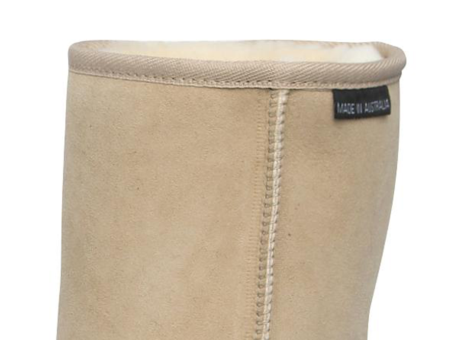 Adults Sand Classic Short Ugg Boots Cuff