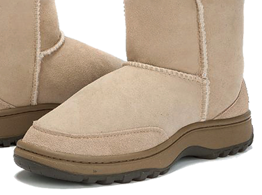 Adults Sand Classic Short Ugg Boots Outdoor Sole Detail