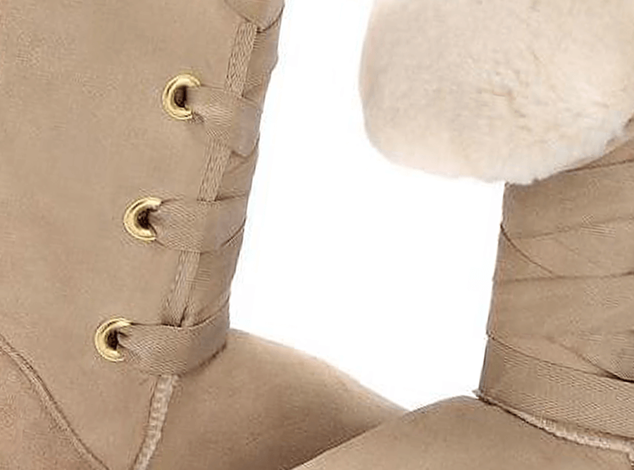 Adults Sand Dance Tall Ugg Boot Detail