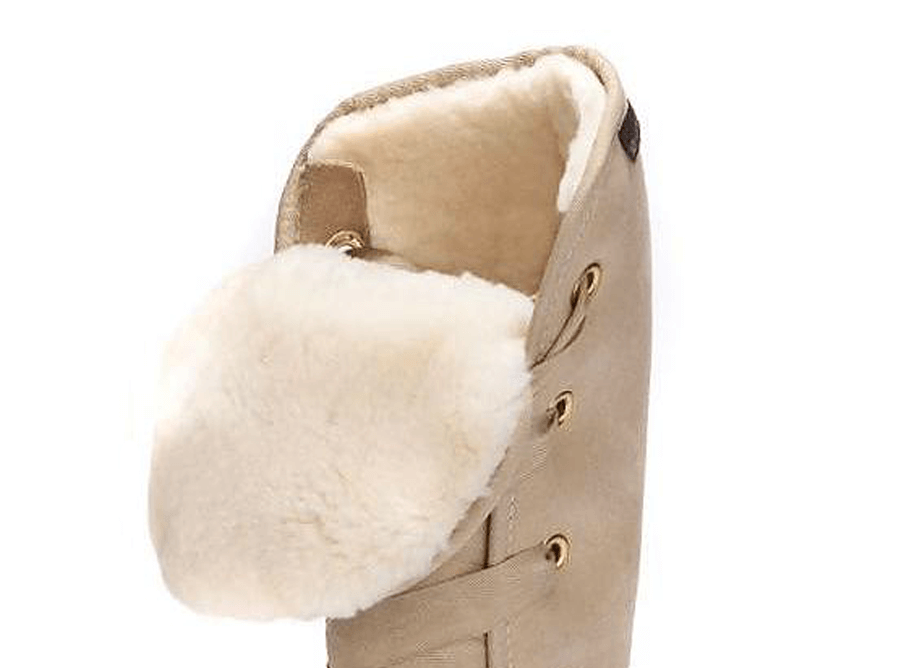 Adults Sand Dance Tall Ugg Boot Cuff Detail