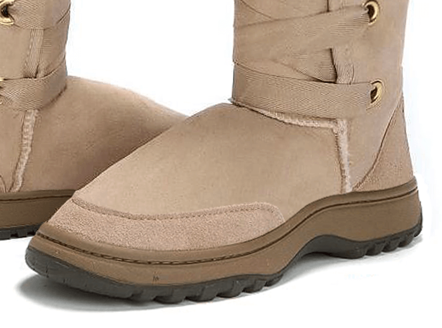 Adults Sand Dance Tall Ugg Boot Outdoor Sole Detail