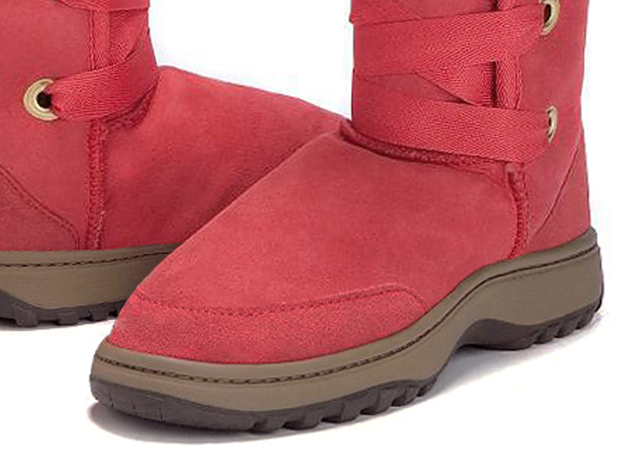 Adults Scarlet Dance Tall Ugg Boot Outdoor Sole Detail