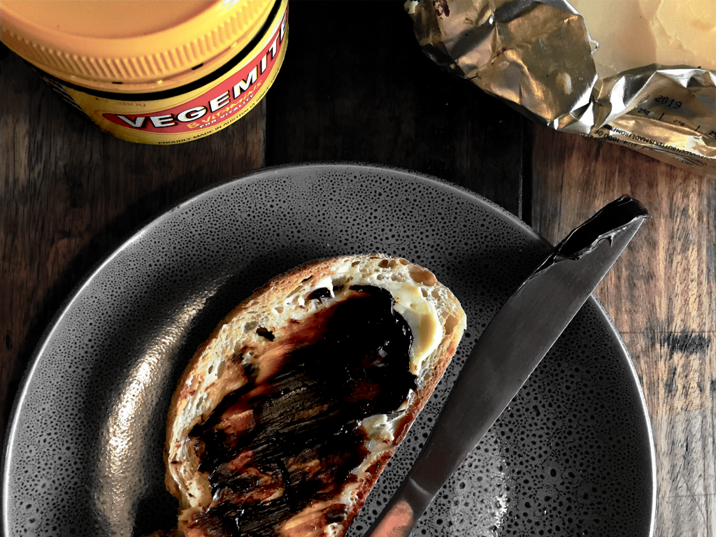Australian Vegemite Colour