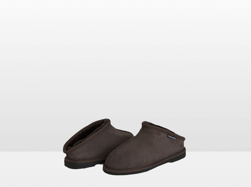 Adults Chocolate Classic Kalu Ugg Style Slippers