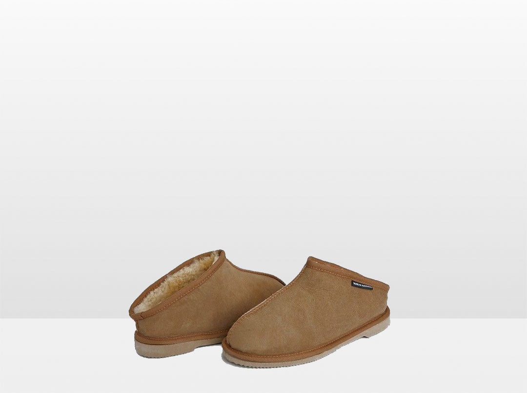 Adults Chestnut Classic Kalu Ugg Style Slippers