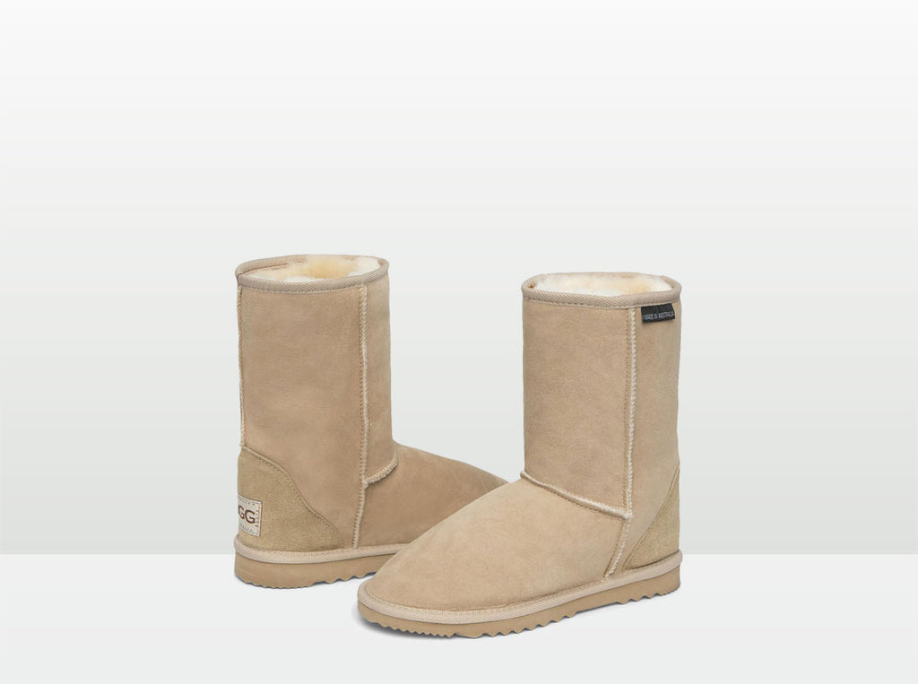 Adults Sand Classic Short Deluxe Ugg Boots