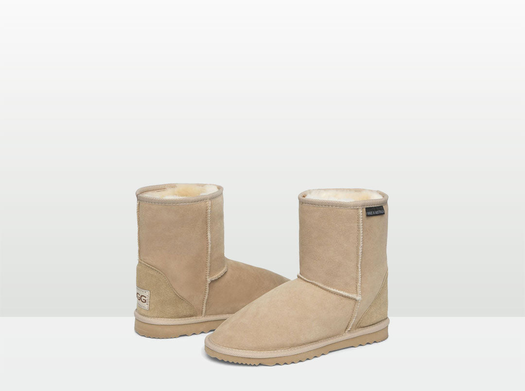 Adults Sand Classic Short Ugg Boots
